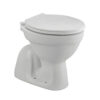 Floor Mounting W.C. Suit Toilet Seat CIGNIA CONCEAL-2046
