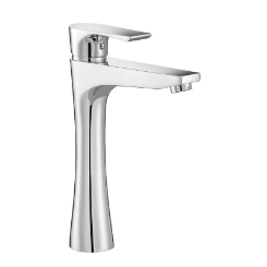 single lever basin mixer extended body