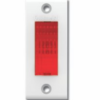 ESSENZA 6A & 10AX VALLEY SWITCHES- INDICATOR -09112