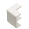 Precision PTE 1616 – 16x16 mm UPVC Mini Trunking Moulded External Bend