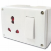 Goldmedal Eikon 16A 3 In 1 With Junction Box - GL754
