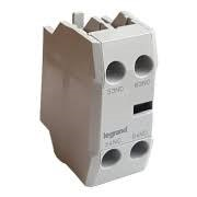 Legrand CTX³ add-on auxiliary contact blocks- 16A - 2 NO - 416851