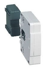 Legrand Mechanical interlocks for CTX³ 3P from 185 to 400 A and CTX3 4p from 165 to 500 A 416887