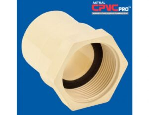 Astral CPVC Pipe, Female Adapter (SCH-80) - M835-025FG