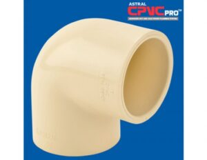 Astral CPVC Pipe Fitting Elbow 90 Degree - M806-040FG