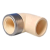 Astral CPVC Pipe Fittings ,S.S.R. Elbow 90 Degree -M5120SRN