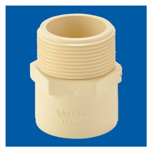 Astral CPVC Pipe, Male Adapter (SCH-80) - M836-030FG