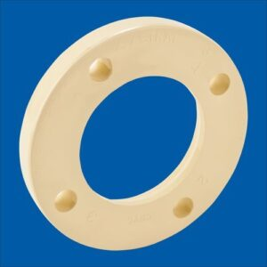 Astral CPVC Pipe, SCH-80 Fitting Flange Ring- SOC- M854-0601FG