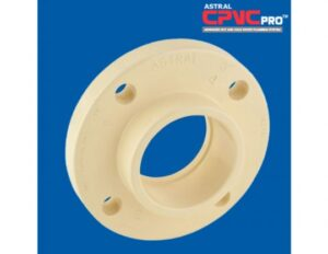 Astral CPVC Pipe, SCH-80 Fitting Flange SOC - M851-030FG