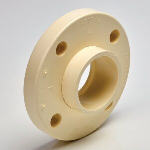 Astral CPVC Pipe, SCH-80 Fitting Vanstone Flange- M854-040FG