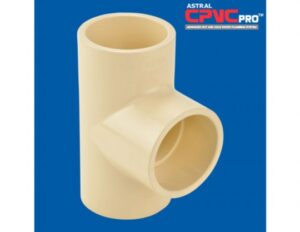 Astral CPVC Pipe TEE SOC- M801-060FG