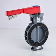 Astral Wafer Butterfly Valve Viton W/Handle - 753311-040C