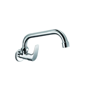 Parryware Galaxy (Single Lever Range) Wall Mounted Sink Cock - T3821A1